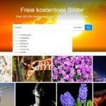 Plattformen mit Lizenfreien Bildern